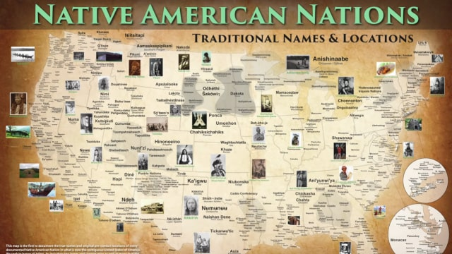 Native American Nations